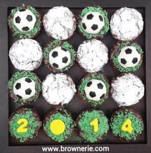 Brownerie mundial brownies