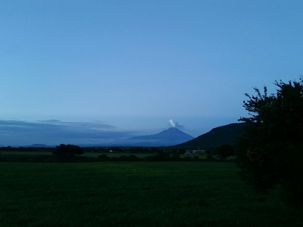 Volcanes México Lindo de Brownerie.com Septiembre 2015